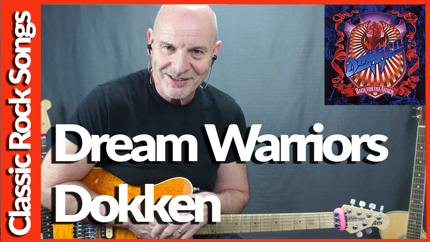 Dream Warriors Dokken